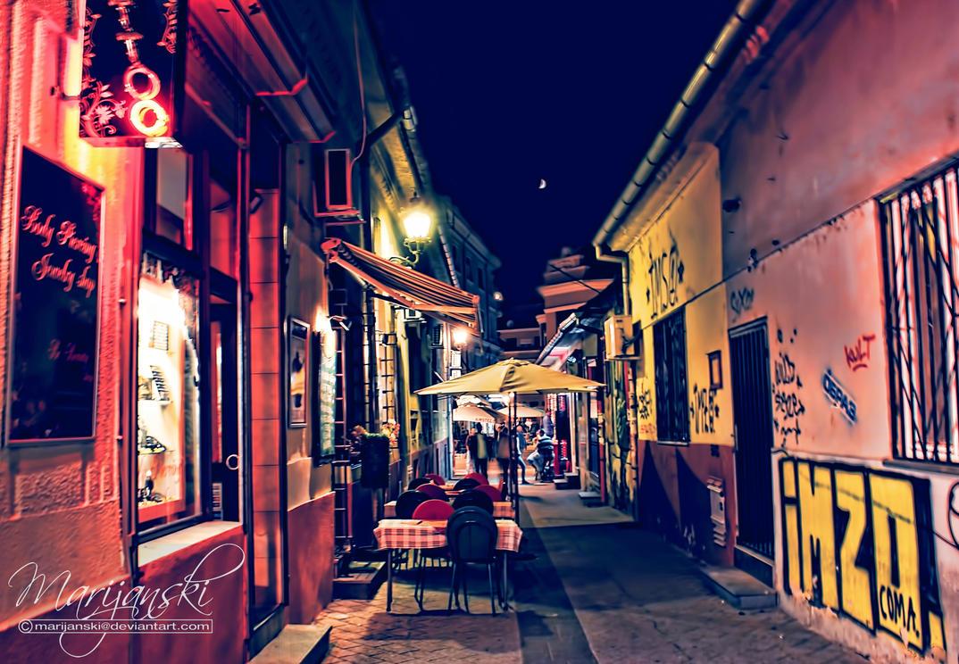 nightlife by marijanski