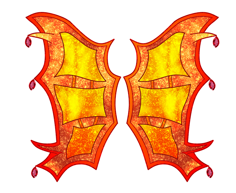 Carmen: Revamped Enchantix Wings