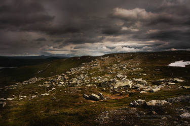 Forgotten Land.. by HiawathaPhoto