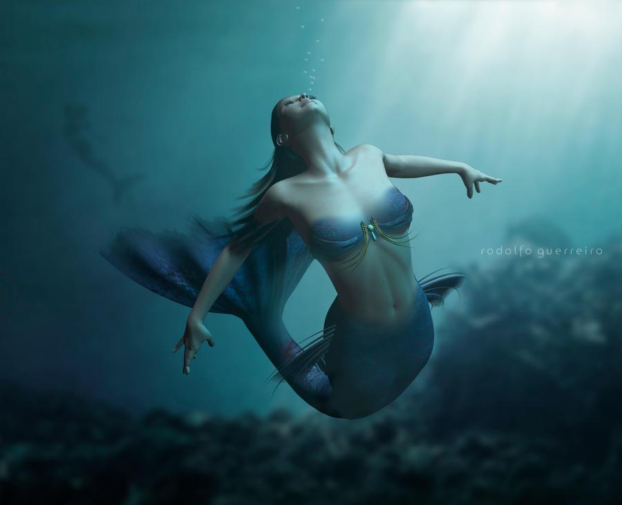 EL MUNDO EN TODO SU ESPLENDOR Mermaid_by_rodolfoguerreiro-d50nfym