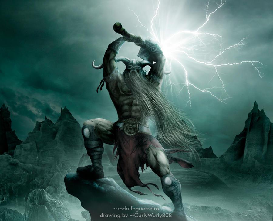 Thor by rodolfoguerreiro