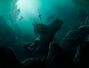 Shipwreck by rodolfoguerreiro