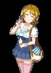 [Render #17] Hanayo Koizumi Marine Render!