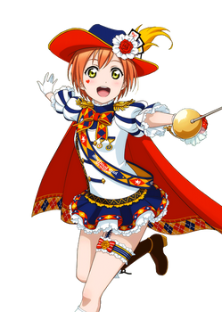 [Render #19] Rin Hoshizora Royal Joker