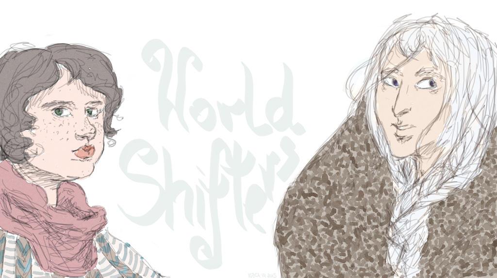 WS sketch by kayoche