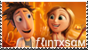 FlintxSam Stamp by Yami-Chii