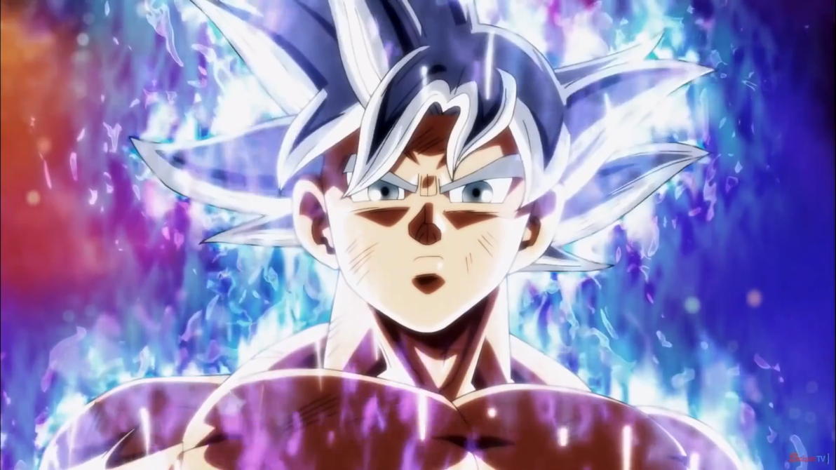 Ultra instinct mastered by pijapepe on deviantart - Goku ultra instinct mastered wallpaper ...