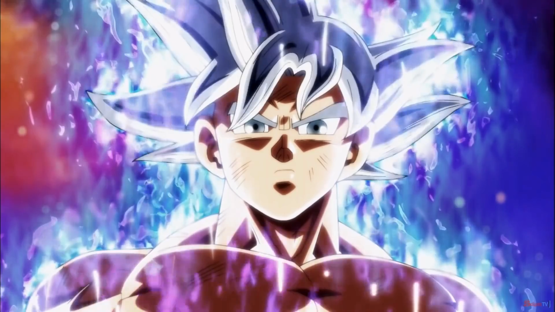 Ultra Instinct Mastered By Pijapepe On Deviantart