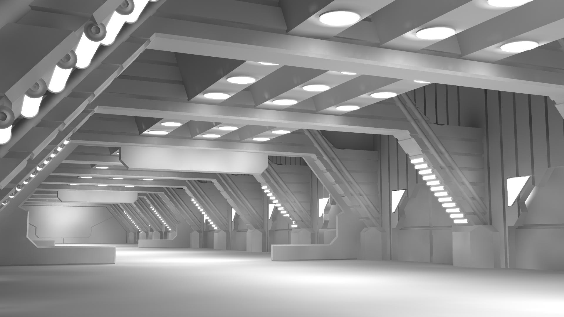 bsg hangar amb rad - photo #1
