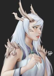 Commission : Cecilia - Bone Form