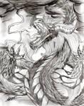 Dibujo Dragon.