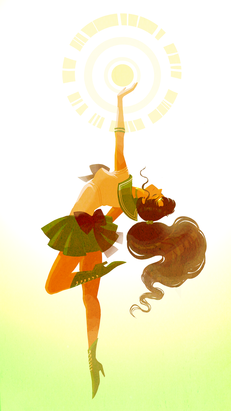 Sailor Jupiter by jisook86