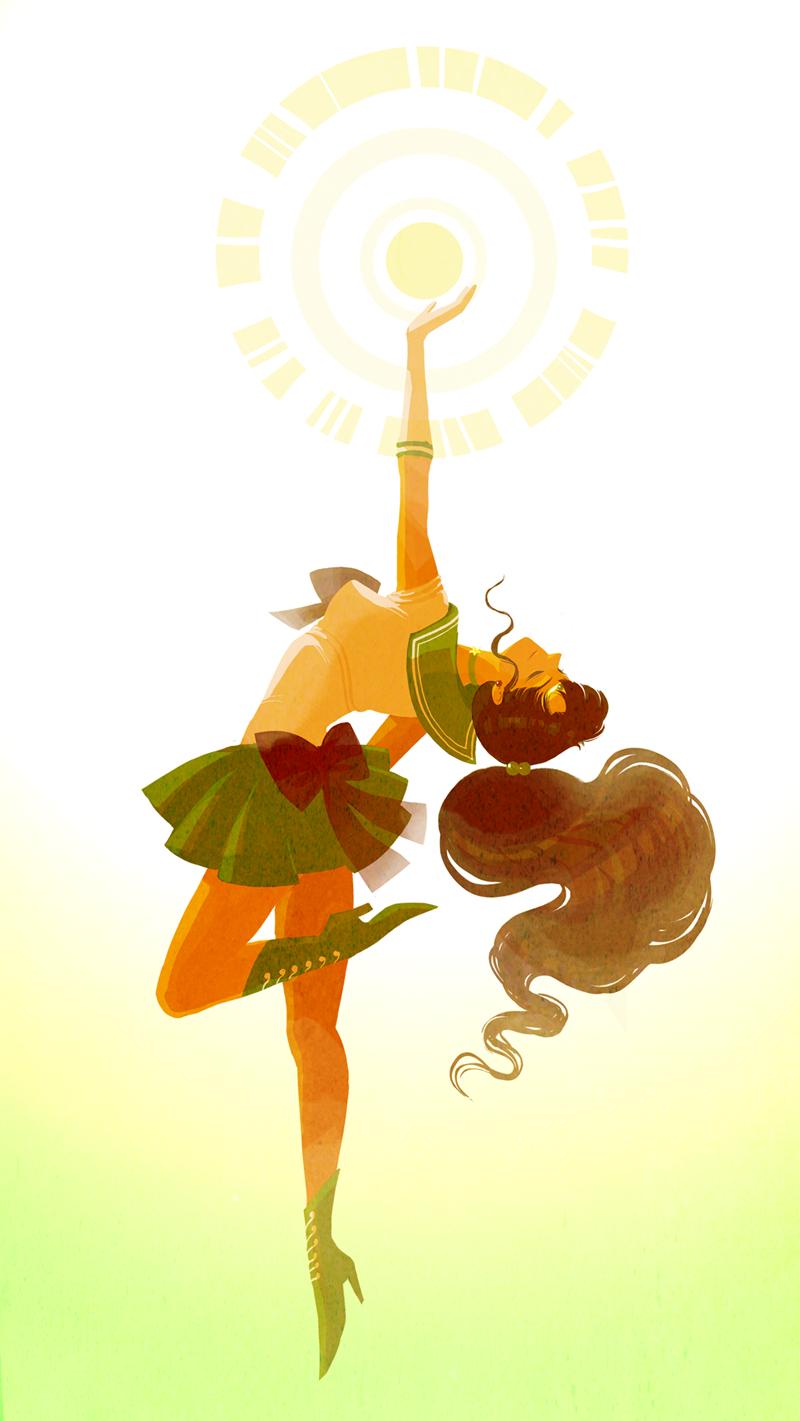 Sailor Jupiter by jisook86