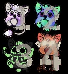 OTA 3/4 OPEN Furby Adopts