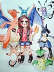 Pokemon Trainer Eli