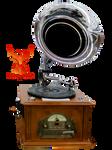 Vintage Music Box by PhoenixRisingStock