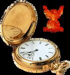 Pocket Watch by PhoenixRisingStock