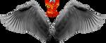 Wings 2 by PhoenixRisingStock