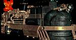 Steampunk Train 2 by PhoenixRisingStock