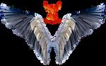 Wings 11 by PhoenixRisingStock