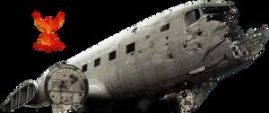 Plane Wreckage 2