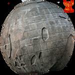 Old Solid Orb by PhoenixRisingStock