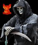 Reaper by PhoenixRisingStock