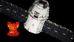 SpaceX Satelite by PhoenixRisingStock