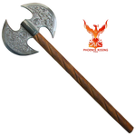 Knights Battle Ax by PhoenixRisingStock