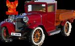 Vintage Dodge by PhoenixRisingStock