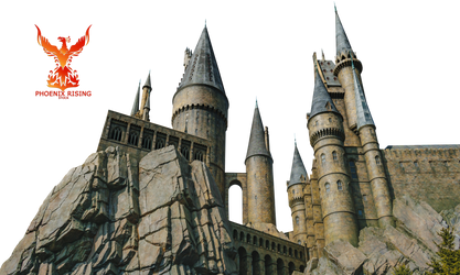 Hogwarts Castle 2