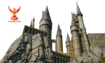 Hogwarts Castle 2 by PhoenixRisingStock