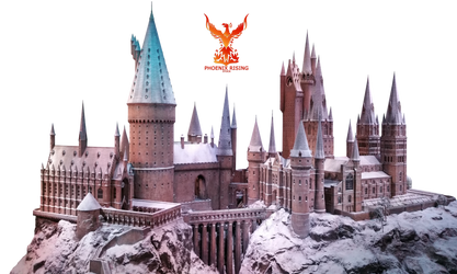 Hogwarts Castle 3