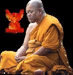 Buddhist by PhoenixRisingStock