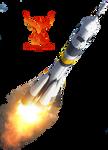Rocket by PhoenixRisingStock