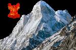 Mountain Peaks 4 by PhoenixRisingStock