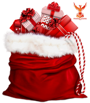 Santa's Bag by PhoenixRisingStock