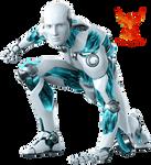 Robot 5 by PhoenixRisingStock