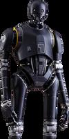 K-2SO Battle Droid