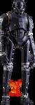 K-2SO Battle Droid by PhoenixRisingStock