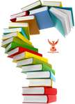 Towering Books by PhoenixRisingStock