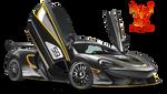 McLaren 1 by PhoenixRisingStock