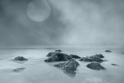 Mystic Moon Premade Stock