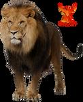 King Of The Jungle by PhoenixRisingStock