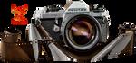 Pentax Camera by PhoenixRisingStock