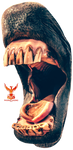 Beast Mouth by PhoenixRisingStock