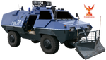 Police Road Accident Cleaner by PhoenixRisingStock