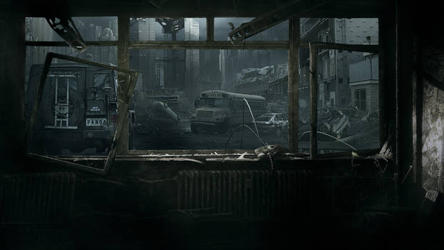 Dystopia - Premade Stock