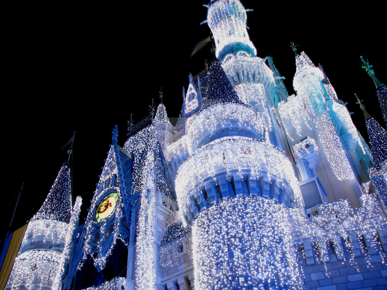 Magical Castle by firitheryn