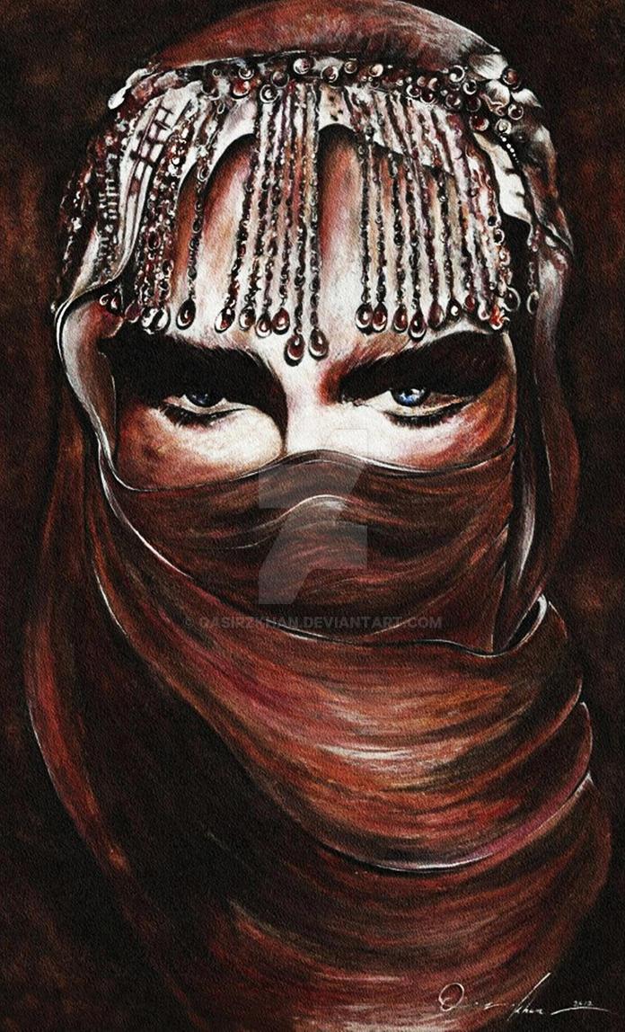 Hijab by QasirZKhan